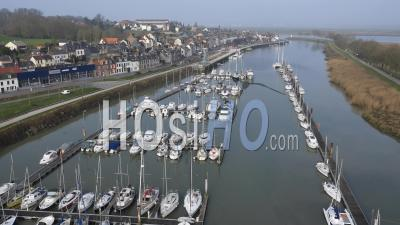 Port De Plaisance, Saint-Valery-Sur-Somme, France