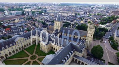 L'abbaye Aux Dames Vidéo Drone