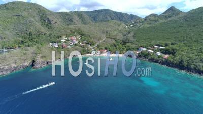 Anses Dufour Et Anse Noire En Martinique Par Drone - Vidéo Drone