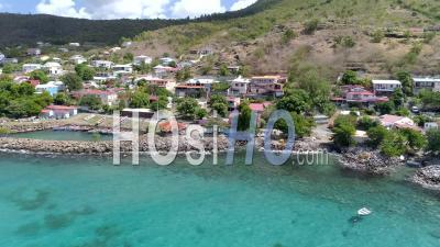 Petite Anse En Martinique Par Drone - Vidéo Drone