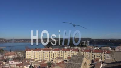 Église Notre-Dame-De-Beauvoir Et Istres, Vidéo Drone