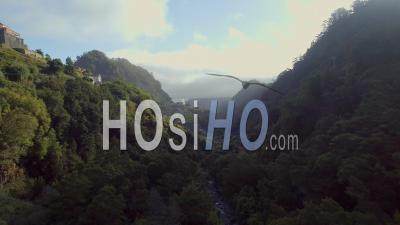 Sao Vicente Village - Île De Madère - Drone Vidéo Portugal - Vidéo Drone