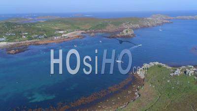 Îles De Scilly Royaume-Uni - Vidéo Drone