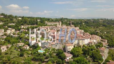 High Altitude Flight Around Callian - Vidéo Drone