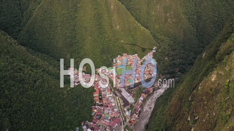 Aerial images and timelapses of Peru, South America