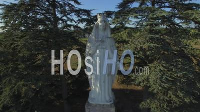 The Holy Virgin Statue