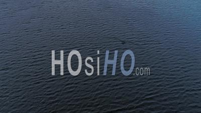 Drone Vidéo Ballacullish Bridge West Higlands Écosse Loch Leven Et Loch Linnhe - Vidéo Drone