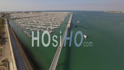 Marina Des Minimes, La Rochelle - Vidéo Drone