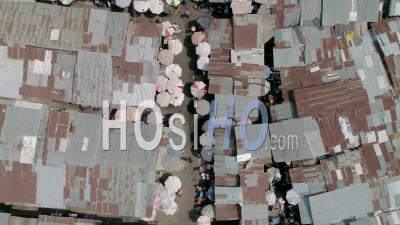 City Of Cotonou, Video Drone Footage