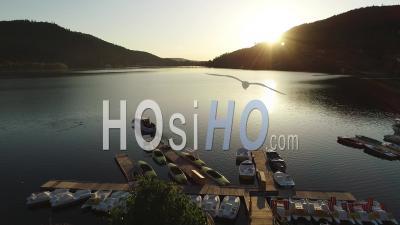 Lac Des Hautes-Vosges, Vidéo Drone