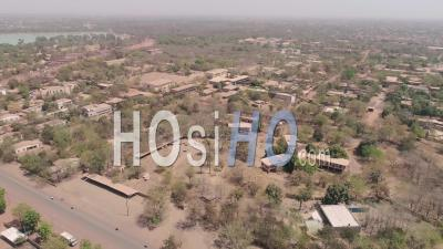 Le Conseil National De La Révolution à Ouagadougou, Vidéo Drone