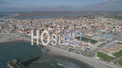 Village De Saintes-Maries-De-La-Mer, Vidéo Drone