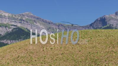 Valley Chamonix - Video Drone Footage