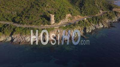 Corsica Coast - Video Drone Footage