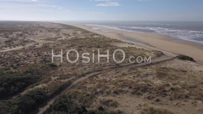 La Tremblade Plage Et Dune - Vidéo Drone