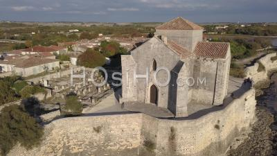 Talmont Drone Point Of View