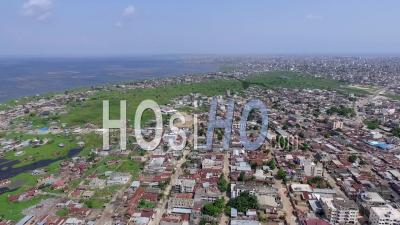 Cotonou University - Video Drone Footage
