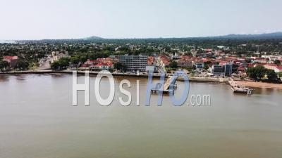 Sao Tome Bay - Vidéo Drone