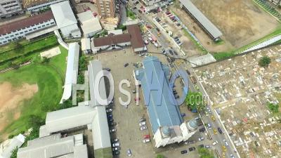 Douala's Cathedral - Vidéo Drone