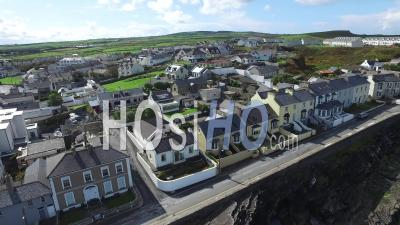 Houses Of Kilkenny By Drone, Irlande - Vidéo Drone