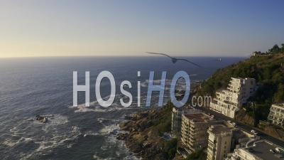 Luxury Apartments At Clifton Beach - Video Drone Footage