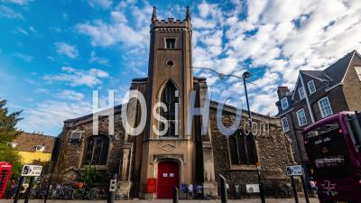 St Clement Church In Cambridge (england)