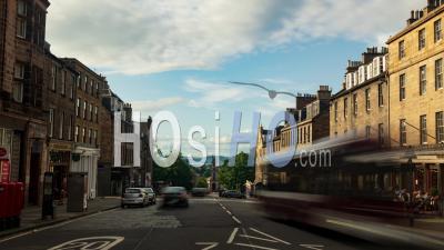 La Partie Nord De La Nouvelle Ville D'Édimbourg (Écosse)