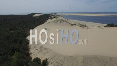 The Pilat Dune, Seen By Drone