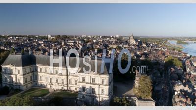 Château Royal De Blois - Vidéo Drone