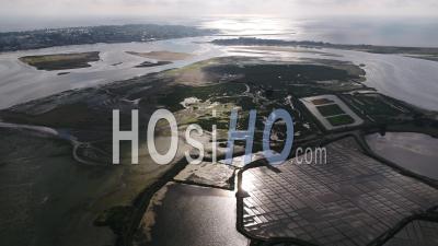 Pen Bron Peninsula Video Drone Footage