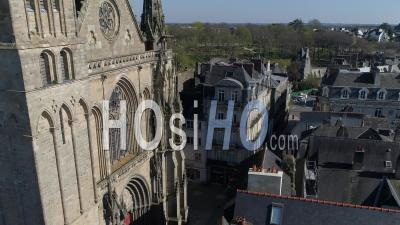 Vannes Seen By Drone