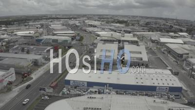 Jarry Confinement Covid19, Guadeloupe - Vidéo Par Drone