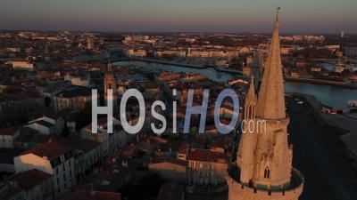 La Rochelle - Vidéo Par Drone - Pendant L'épidémie De Covid-19