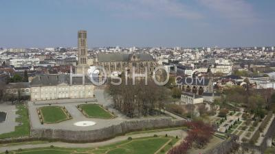 Limoges Aerial Videos, photos by drone and timelapses of Limoges from above