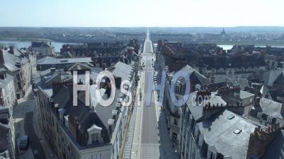 Rue Denis Papin De Blois - Vidéo Drone