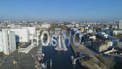 Lorient Seen By Drone