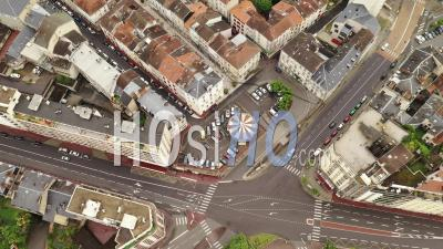Défilé Du 1er Mai, Place De La Mairie - Vidéo Drone
