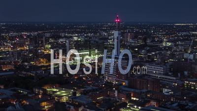 Vue Aérienne De Birmingham Uk - Séquences Vidéo De Drones