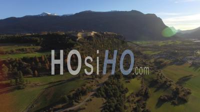 Place Forte Vauban De Mont-Dauphin Vidéo Drone