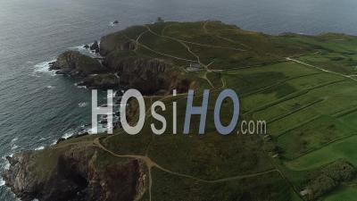 La Pointe Du Van Large View - Vidéo Aérienne Par Drone