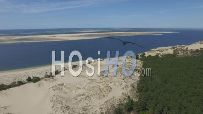 The Dune Du Pilat - Video Drone Footage