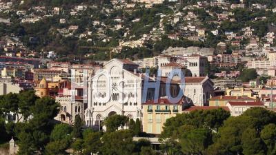 La Cathédrale Saint-Nicolas De Monaco, Vidéo Drone