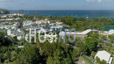 Trois Ilets En Martinique, Vidéo Drone
