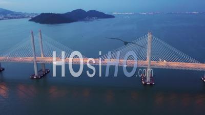 Penang Second Bridge - Video Drone Footage
