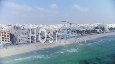 Sousse - Video Drone Footage