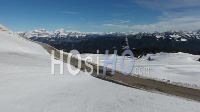 Le Semnoz - Annecy - Video Drone Footage