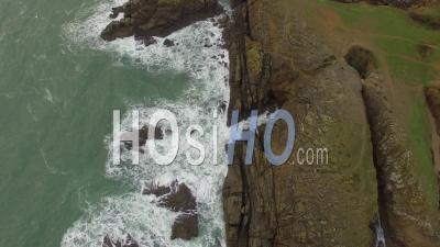 Port De Meule En Automne, Vidéo Drone