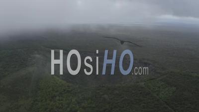 Craters In Santa Cruz Island 3 - Video Drone Footage