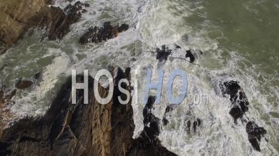 Côte De Château-D'olonne Vidéo Drone