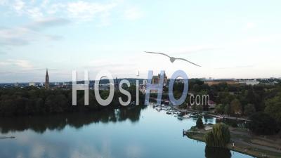 Ville De Metz - Vidéo Par Drone
